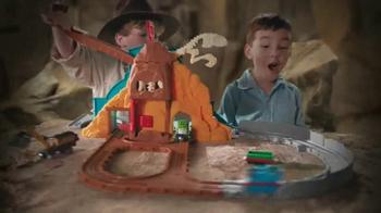 Thomas & Friends Take n' Play Roaring Dino Run TV Spot