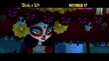 The Book of Life - Alternate Trailer 6