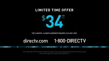 DIRECTV TV Spot, 'A Less Attractive Rob Lowe' - Thumbnail 10
