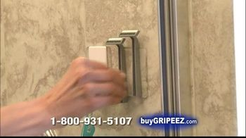 Gripeez TV Spot, 'Strong and Reusable' - 377 commercial airings