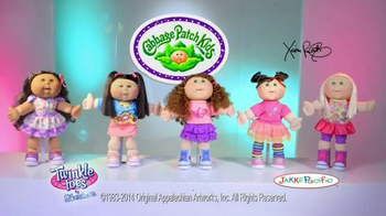Cabbage Patch Kids Twinkle Toes Fashion Show TV Spot - Thumbnail 10