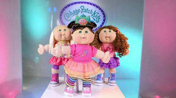 Cabbage Patch Kids Twinkle Toes Fashion Show TV Spot - Thumbnail 2