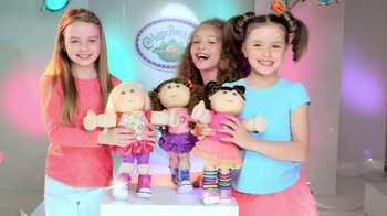Cabbage Patch Kids Twinkle Toes Fashion Show TV Spot