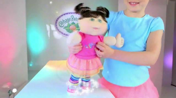 Cabbage Patch Kids Twinkle Toes Fashion Show TV Spot - Thumbnail 5