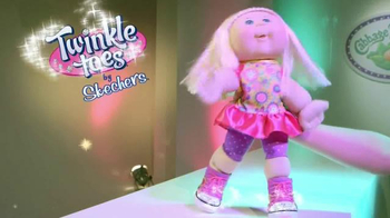 Cabbage Patch Kids Twinkle Toes Fashion Show TV Spot - Thumbnail 8