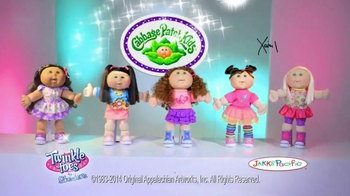 Cabbage Patch Kids Twinkle Toes Fashion Show TV Spot - Thumbnail 9
