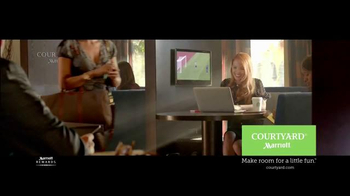 Courtyard TV Spot, 'The Little Things' - Thumbnail 9
