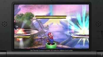 Super Smash Bros. TV Spot, 'Food Fight' - Thumbnail 5