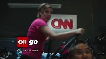 CNNgo TV Spot, 'Introducing CNNgo: Treadmill' - Thumbnail 10