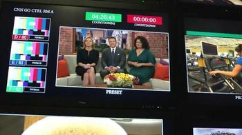 CNNgo TV Spot, 'Introducing CNNgo: Treadmill' - Thumbnail 4