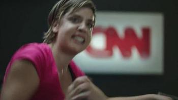 CNNgo TV Spot, 'Introducing CNNgo: Treadmill' - Thumbnail 7