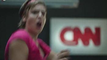 CNNgo TV Spot, 'Introducing CNNgo: Treadmill' - Thumbnail 8
