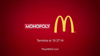 McDonald's Monopoly TV Spot, 'Celebrar' [Spanish] - Thumbnail 10
