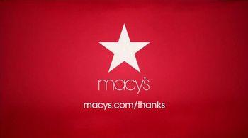Macy's TV Spot, 'Gracias Por Compartir' [Spanish] - Thumbnail 8