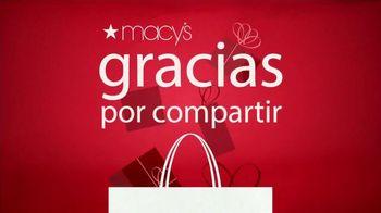 Macy's TV Spot, 'Gracias Por Compartir' [Spanish] - Thumbnail 2