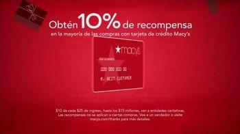 Macy's TV Spot, 'Gracias Por Compartir' [Spanish] - Thumbnail 4