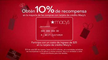 Macy's TV Spot, 'Gracias Por Compartir' [Spanish] - Thumbnail 5