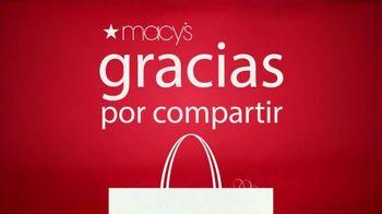 Macy's TV Spot, 'Gracias Por Compartir' [Spanish] - Thumbnail 6