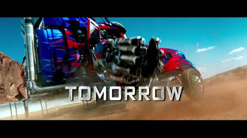 Transformers: Age of Extinction DVD TV Spot - Thumbnail 1
