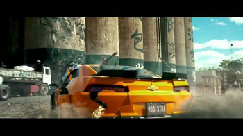 Transformers: Age of Extinction DVD TV Spot - Thumbnail 3