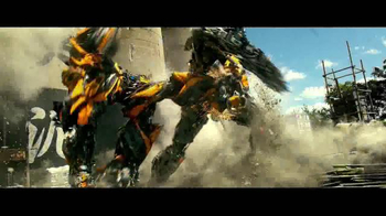Transformers: Age of Extinction DVD TV Spot - Thumbnail 4