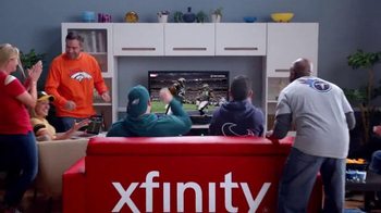 XFINITY TV Spot, 'All-Access Pass to the NFL Network' - Thumbnail 5