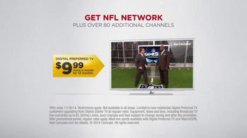 XFINITY TV Spot, 'All-Access Pass to the NFL Network' - Thumbnail 6