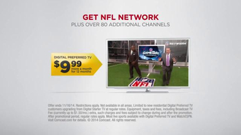 XFINITY TV Spot, 'All-Access Pass to the NFL Network' - Thumbnail 7