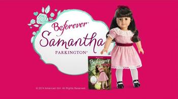 American Girl  Beforever  TV Spot, 'Meet Samantha Parkington' - Thumbnail 9