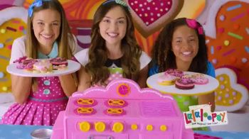 Lalaloopsy Baking Oven TV Spot, 'Cuter Oven Bakes Cuter Cookies' - 1362 commercial airings