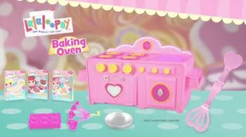 Lalaloopsy Baking Oven TV Spot, 'Cuter Oven Bakes Cuter Cookies' - Thumbnail 10