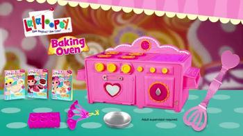 Lalaloopsy Baking Oven TV Spot, 'Cuter Oven Bakes Cuter Cookies' - Thumbnail 9