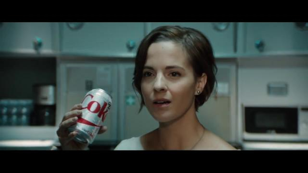 who is in new diet coke commercial