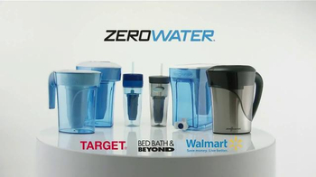 Zero Water TV Spot, 'Five Step Filter' - Thumbnail 10