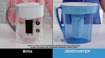 Zero Water TV Spot, 'Five Step Filter' - Thumbnail 3