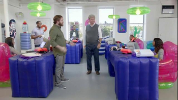FedEx One Rate TV Spot. 'Inflatables'