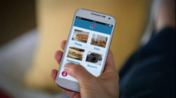 Domino's Voice Ordering App TV Spot, 'Party'