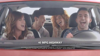 2014 Nissan Sentra TV Spot, Song by Bonnie Tyler - Thumbnail 5