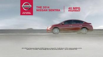 2014 Nissan Sentra TV Spot, Song by Bonnie Tyler - Thumbnail 8