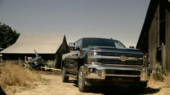 Chevrolet Silverado TV Spot, 'Chevy Truck Month' Song by Kid Rock