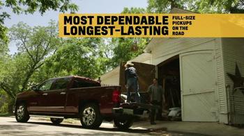 Chevrolet Silverado TV Spot, 'Chevy Truck Month' Song by Kid Rock - Thumbnail 6