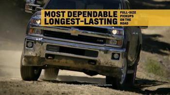 Chevrolet Silverado TV Spot, 'Chevy Truck Month' Song by Kid Rock - Thumbnail 7