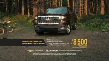 Chevrolet Silverado TV Spot, 'Chevy Truck Month' Song by Kid Rock - Thumbnail 8