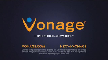 Vonage TV Spot, 'The Didn't Hit' - Thumbnail 10