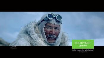Courtyard Marriott TV Spot, 'Snow Trip' - Thumbnail 10