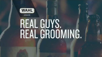 Wahl Trimmers TV Spot, 'Real Men, Real Grooming: Brewer Edition' - Thumbnail 1