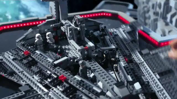 LEGO Star Wars Star Destroyer TV Spot, 'B Wing Star Destroyer' - Thumbnail 3