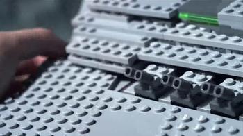 LEGO Star Wars Star Destroyer TV Spot, 'B Wing Star Destroyer' - Thumbnail 4