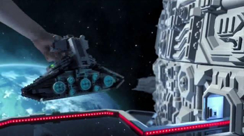 LEGO Star Wars Star Destroyer TV Spot, 'B Wing Star Destroyer' - Thumbnail 5