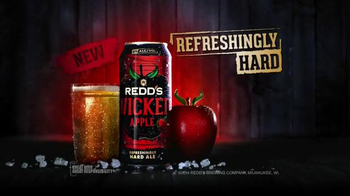 Redd's Wicked Apple TV Spot, 'Halloween: Bloody Mary' - Thumbnail 6